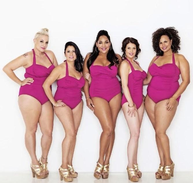 Sorella Swim's Sisters Of All Sizes