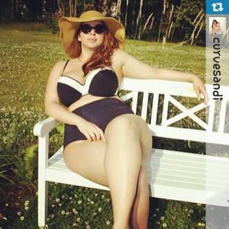 📷 via curvesandi /instagram