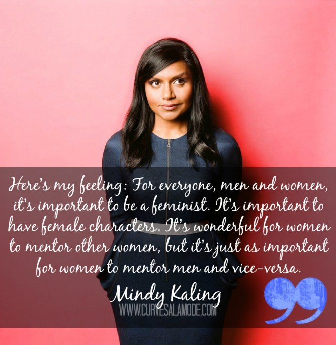 MindyKaling-feminism