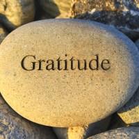 Unconditional Body Beautiful: Part Eleven: GRATITUTE