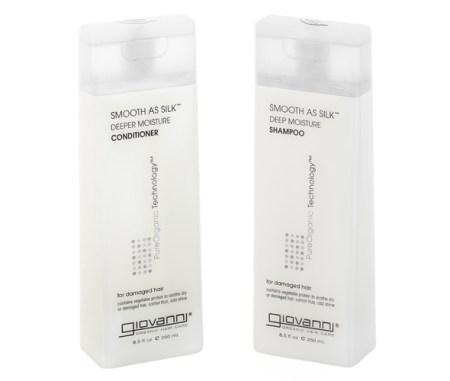GIOVANNI Shampoo & Conditioner