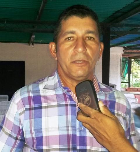 El vice presiente de Apacha Carlos Belisario le pidió al gobierno nacional trasladarse a Chaguaramas para que vean la grave situación que allí se vive