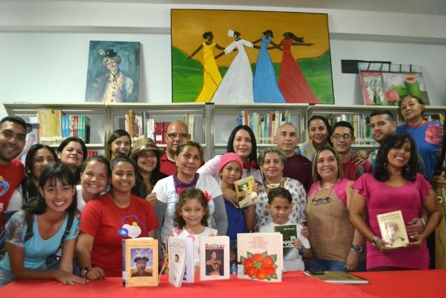 La Aventura De Leer Y Escribir Es Para Toda: Misión Leer Y Escribir Simón Rodríguez Se Extenderá