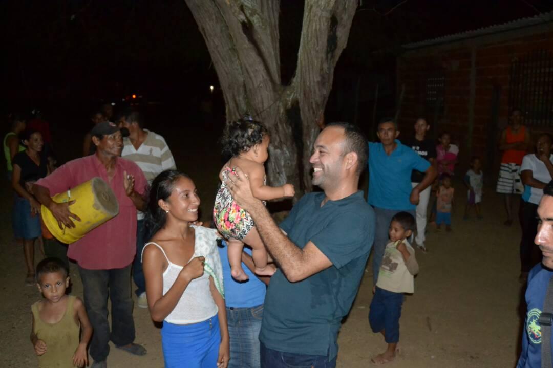 Por amor a La Pascua, Pablo Alvarado alcalde