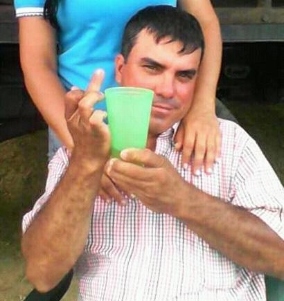 Carlos Rivadeneira murio ahogado en la represa tacarito de zaraza