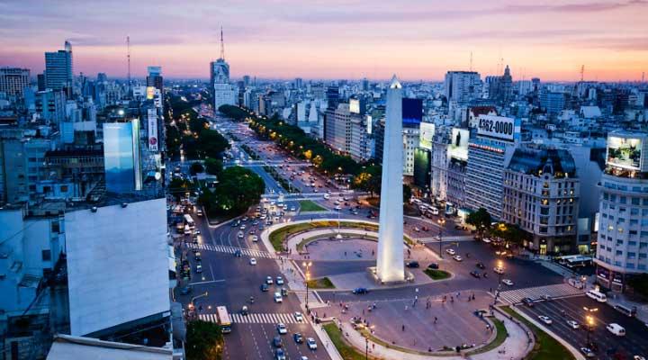 Buenos Aires. Argentina. Capital cosmopolita y fascinante