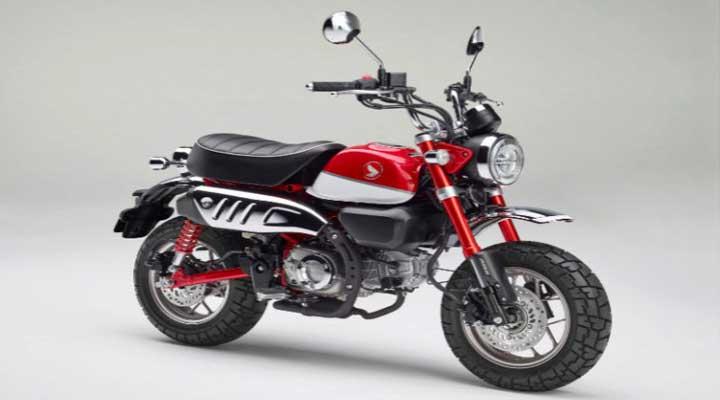 La Monkey vuelve al mercado de motos de la mano de su fabricante matriz Honda.