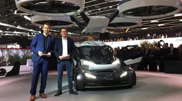 Porsche apuesta también en la innovación en autos voladores
