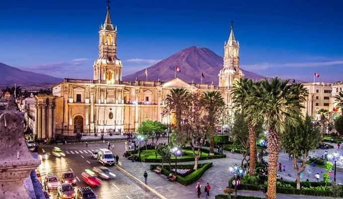 Destinos turísticos en Perú