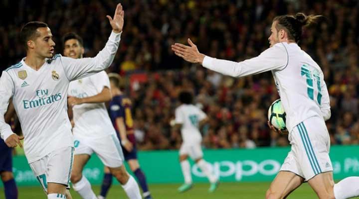 Madrid supo mantenerse en el campo a pesar de la salida de Cristiano Ronaldo.