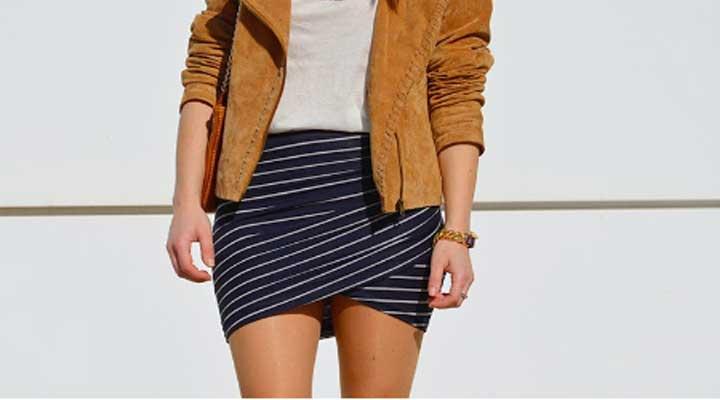 La falda pareo combina con todo y es especial para cualquier ocasión.