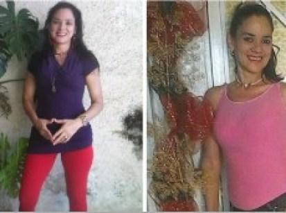 Roxi Eva Rodriguez Hidalgo de 45 años y Rosa Isabel Hidalgo de 65 años, asesinadas.