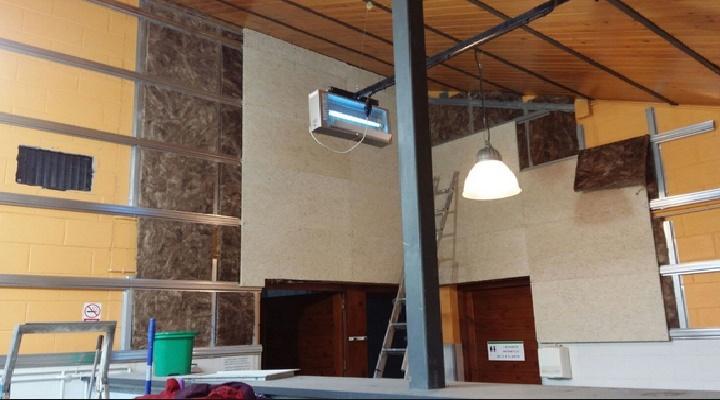 aislamiento termico en paredes, como hacerlo y que ventajas tiene