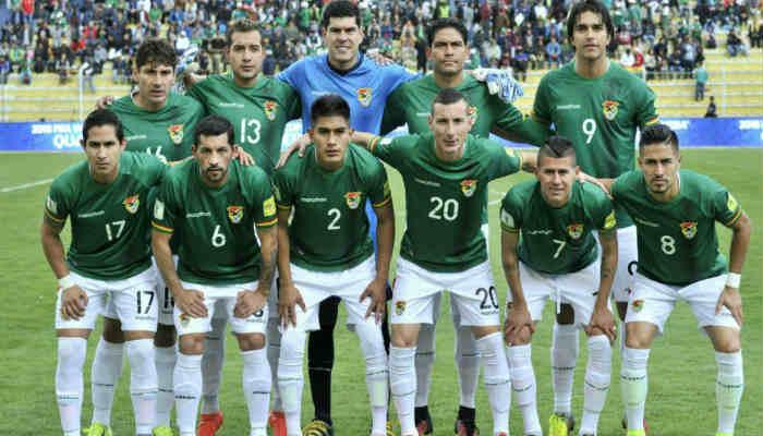 Bolivia no clasifica a un mundial desde Estados Unidos 1994