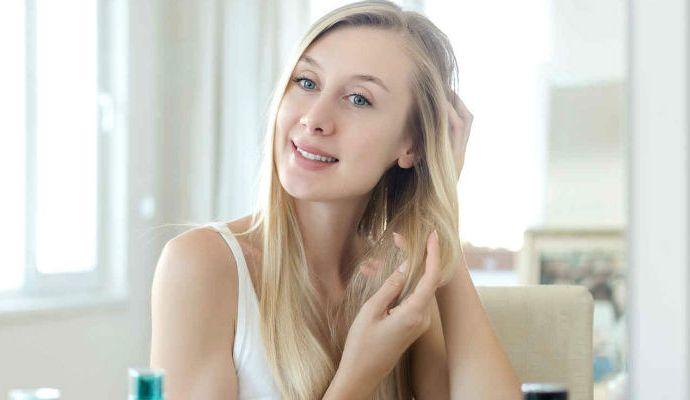El arreglarte rápidamente el cabello antes de salir a veces hace que lo maltratemos
