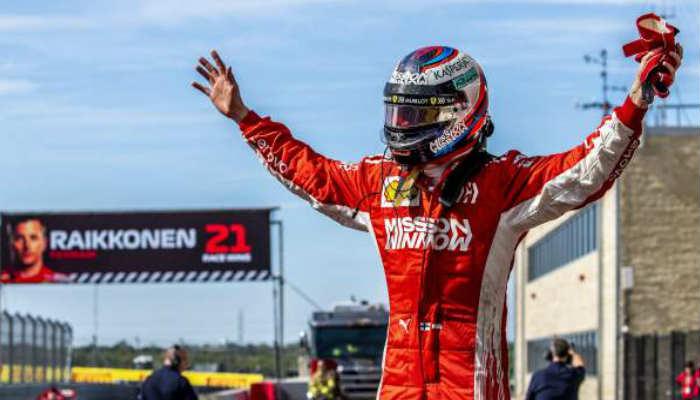 Con Ferrari consiguió ganar el campeonato como piloto y dos títulos de constructores