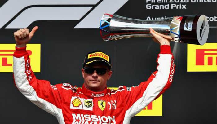 Kimi es el último campeón mundial de Fórmula Uno que queda de la'Scuderia'