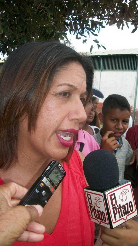 Juegan con el hambre del pueblo, denuncia Dubraska Pinto.