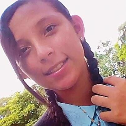 Peraza Lanza Dahilyn Carlyana de 14 años