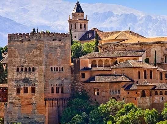 El AVE en Granada