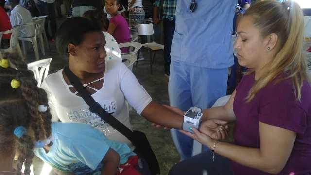 Se brindó atención médica integral a los más vulnerables.