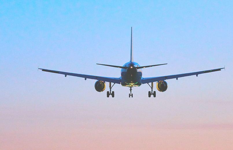 Flightradar24free la comodidad en avión.