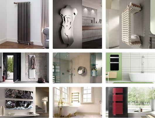radiadores de diseño