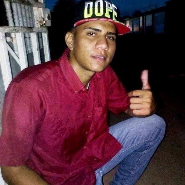 """Reynaldo José Seijas Rengifo de 22 años, apodado """"El Rey"""""""