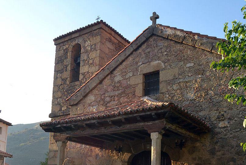 La arquitectura tradicional en el antigua ayuntamiento.