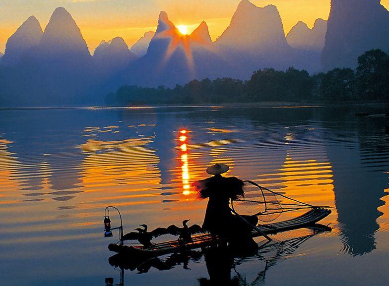 Los paisajes de Guili