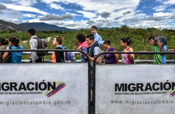 Migración Colombiana elimino TMF a Gobernadores, Alcaldes y Diputados Chavistas.
