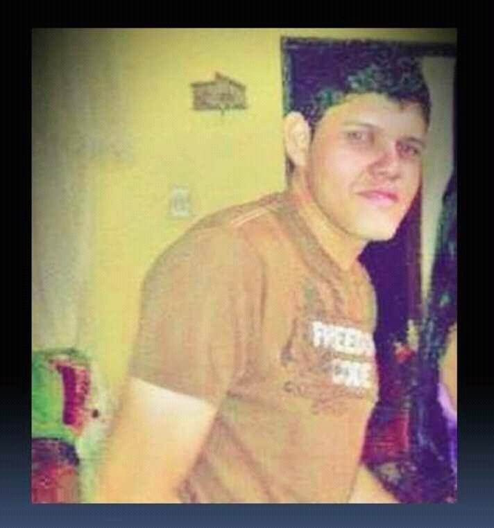 Jorge Miguel Padrón Vargas de 30 años