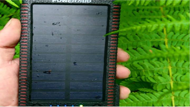Cargadores solares, olvídate de andar  desconectado.