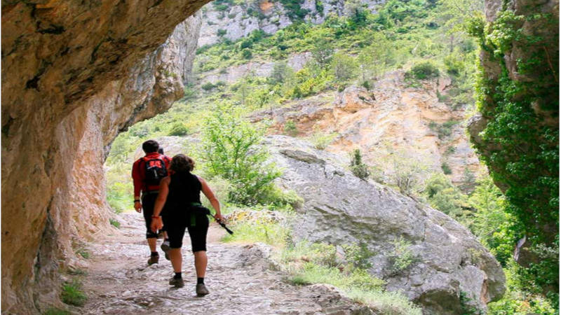 Tercera semana: Los desfiladeros del río Purón