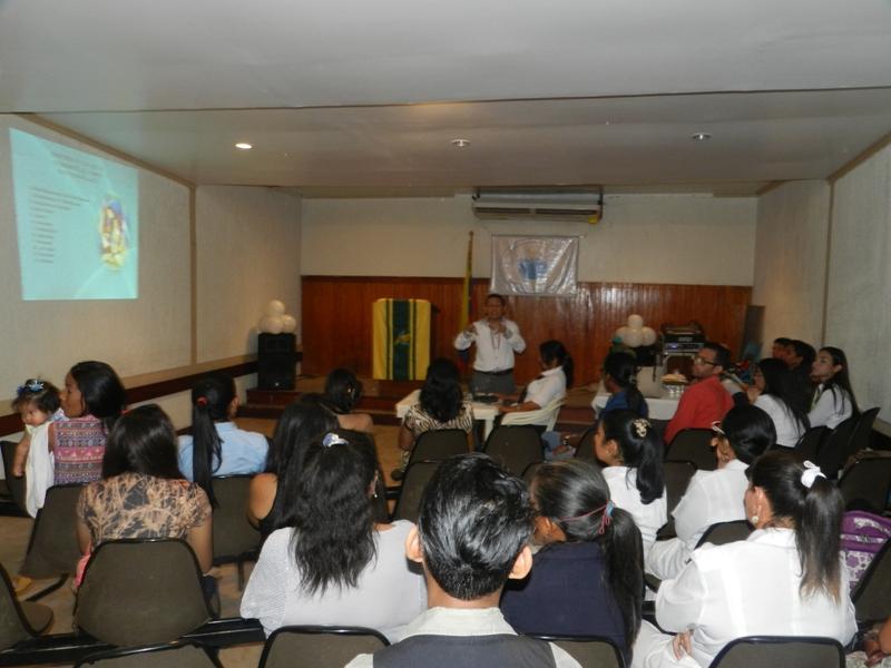 Día del Profesional de Enfermería en Valle de la Pascua