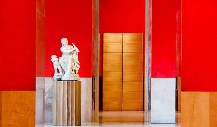 Sala de las Musas. Museo del Prado.