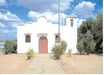 Iglesia Nuestra Señora del Carmen de Corozal. Foto IPC 2008.