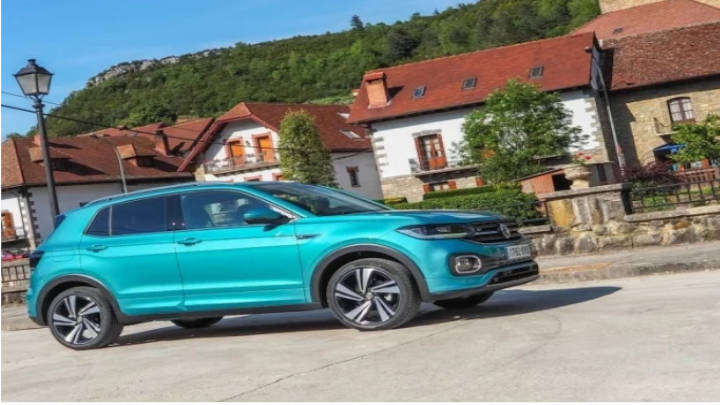Volkswagen T-CROSS 2019, Su porte llama la atención por sus líneas bien definidas