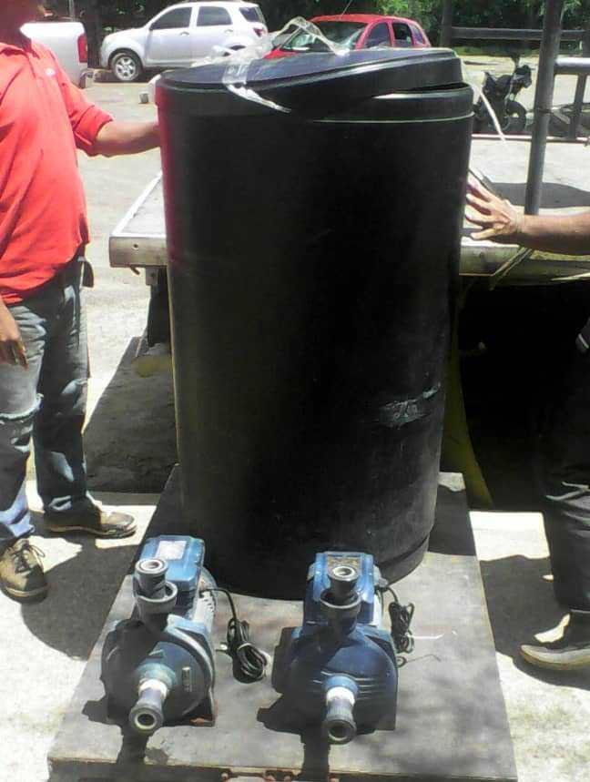 la capacidad de procesamiento que tendrá la unidad se estima en siete pies cúbicos de agua, casi cuatro litros por minuto, suficiente para poner a funcionar seis riñones