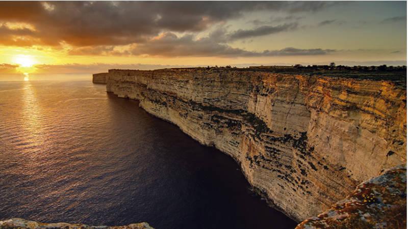 El Mediterráneo tiene a la isla llamado Gozo
