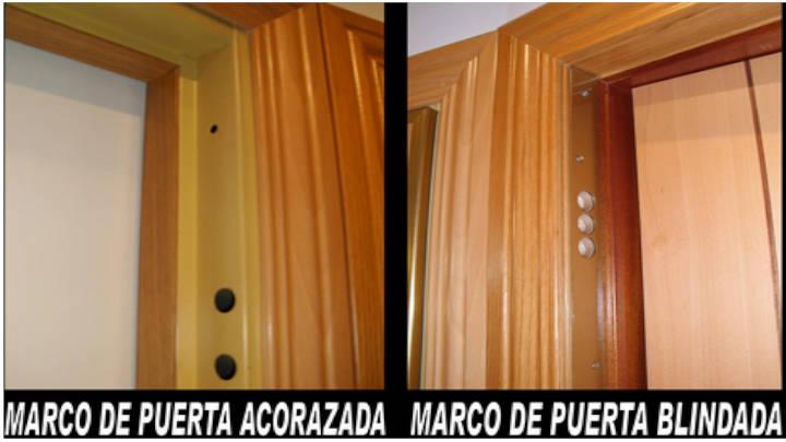 Puertas blindadas o acoarazadas forman parte de tu seguridad