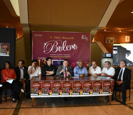 Grupo Pellas, Boleros, Teatro Nacional Rubén Darío