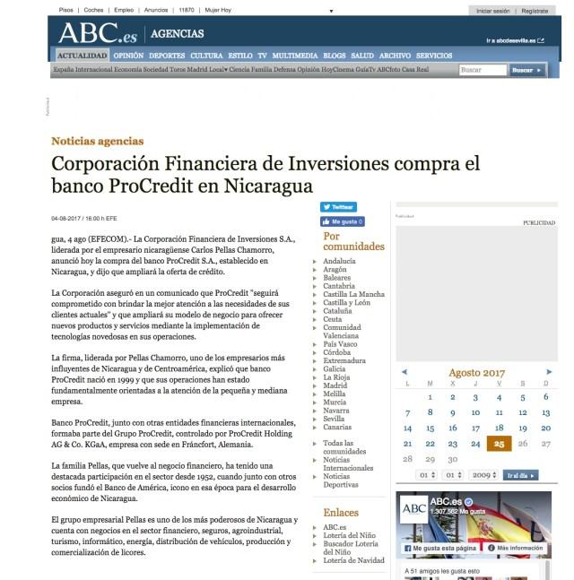 ABC - ProCredit