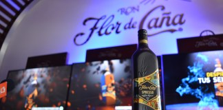botella Flor de Caña Spresso