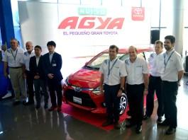 Toyota Agya, Casa Pellas