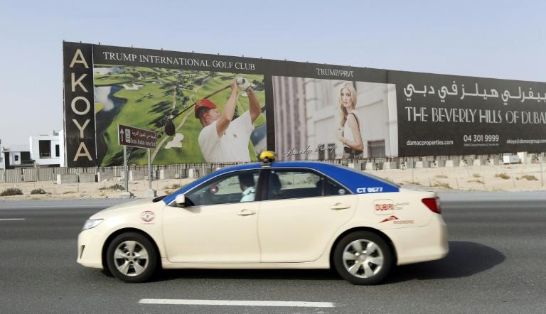 Inaugurado un Campo de Golf en Dubái, un controvertido negocio del imperio Trump