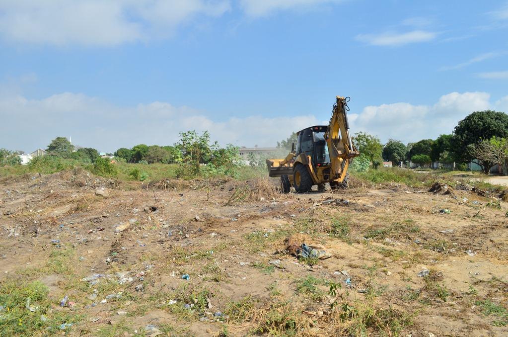 Erradican basurero en zona aledaña a la cancha la Magdalena, en Malambo