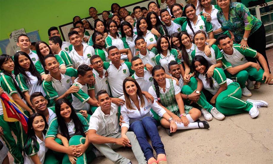 Más de 4.500 niños de La Guajira que estaban fuera del sistema educativo volvieron a las aulas