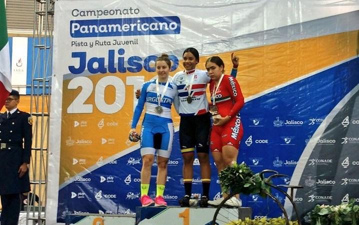 ¡Talento barranquillero!, integrante del Team conquista 4 títulos y récord panamericano en ciclismo de pista