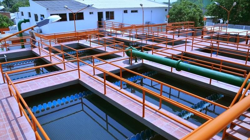 Aguas de Malambo realizará lavado de sedimentadores en Planta Tesoro